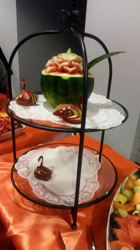 carved-watermelon-display